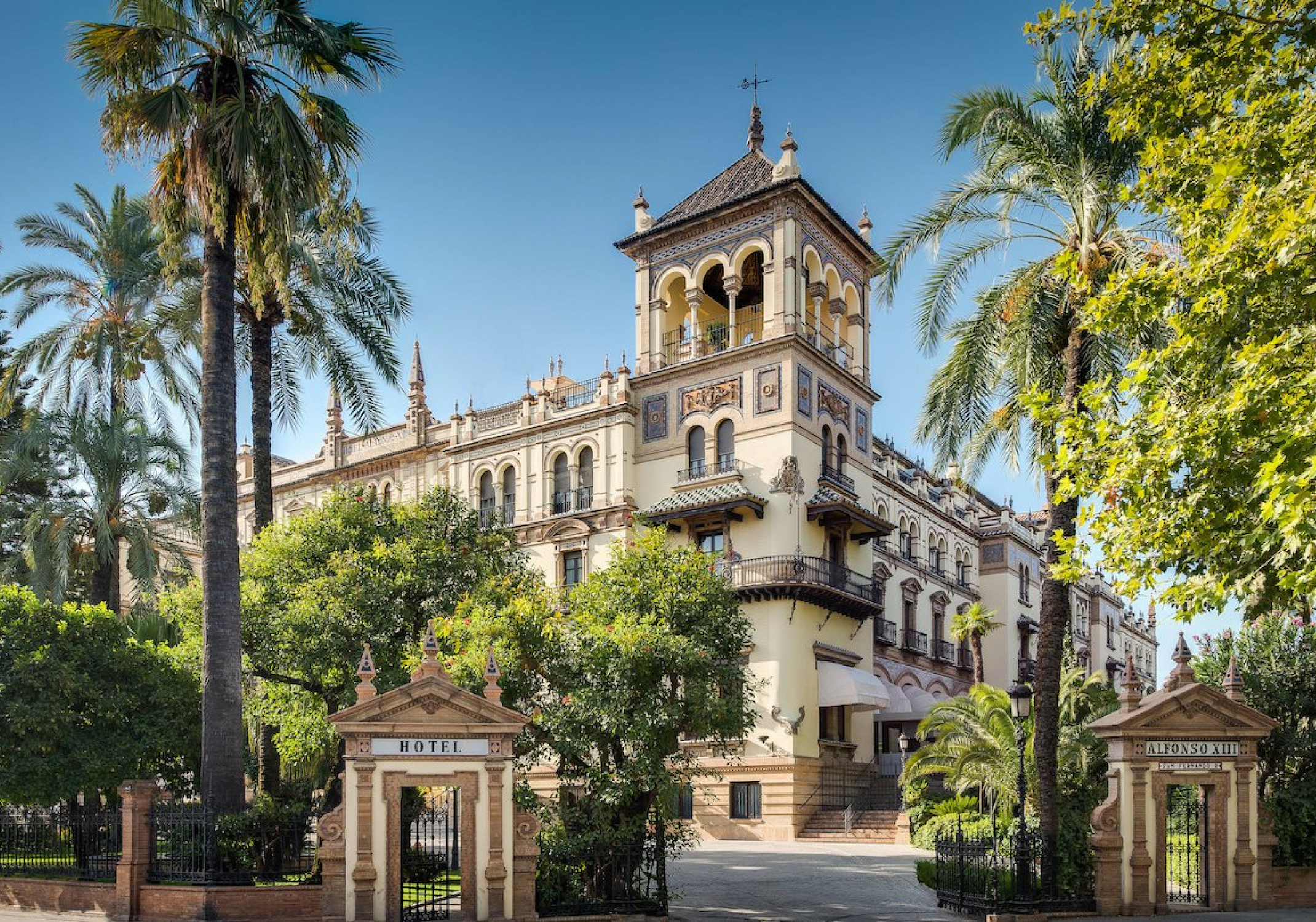 hotel alfonso xiii, un hôtel luxury collection, séville