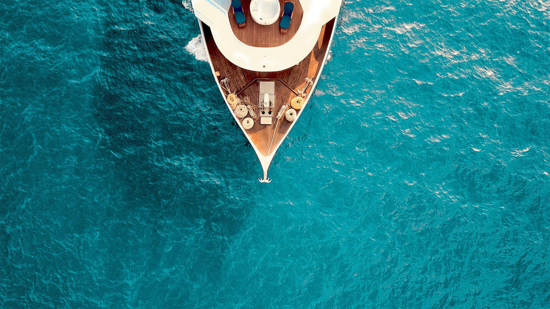 Luxury Sailing & Yachting Holidays with OROKO