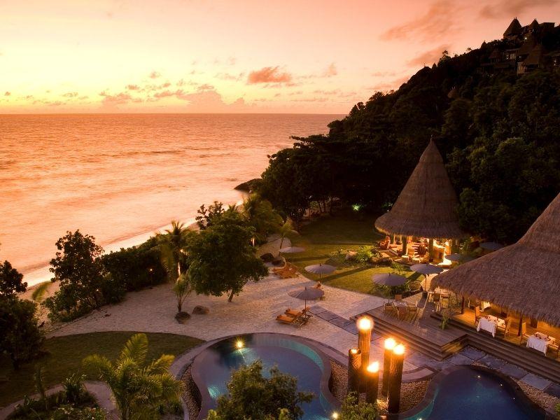 Anantara Maia Luxury Resort & Spa sunset