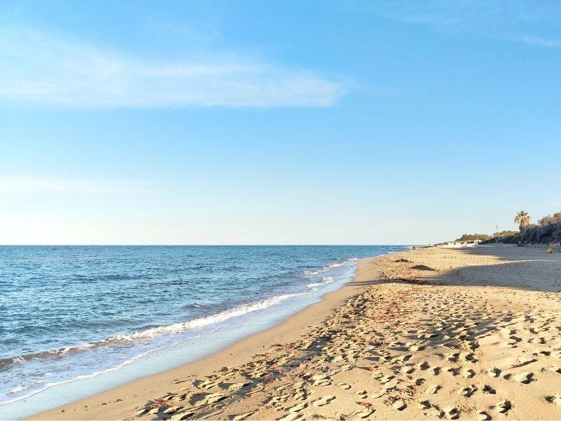 Beach Puglia
