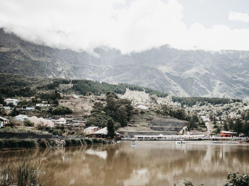 Cilaos Spa Town
