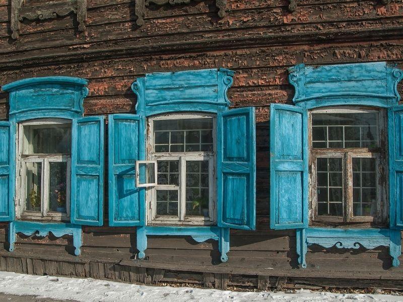 Irkutsk Town