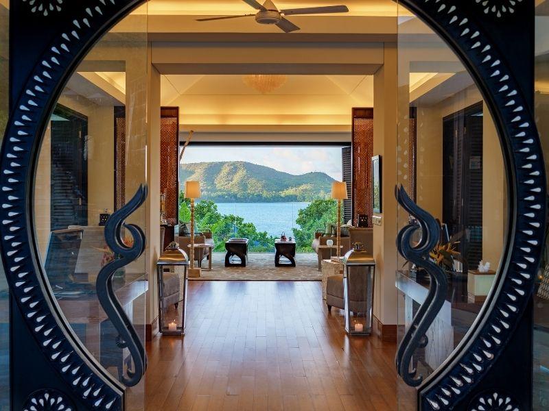 Raffles Seychelles Spa