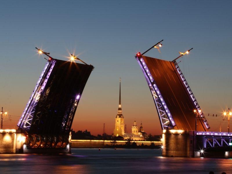 St Petersburg Waterways