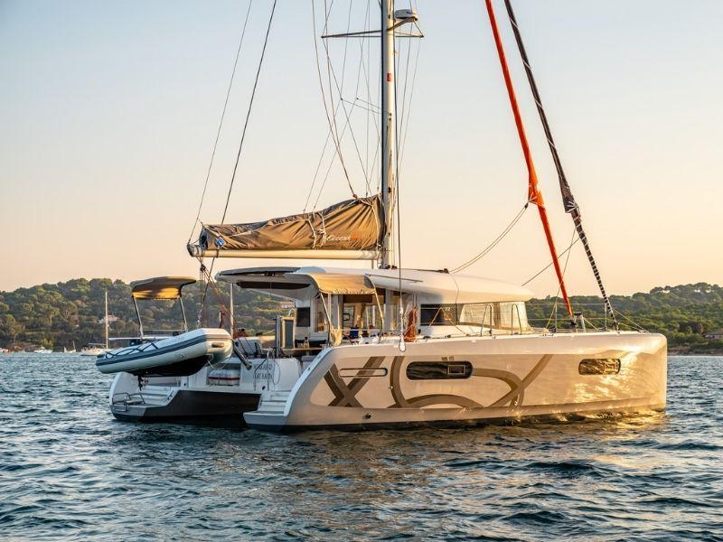 Yacht Split