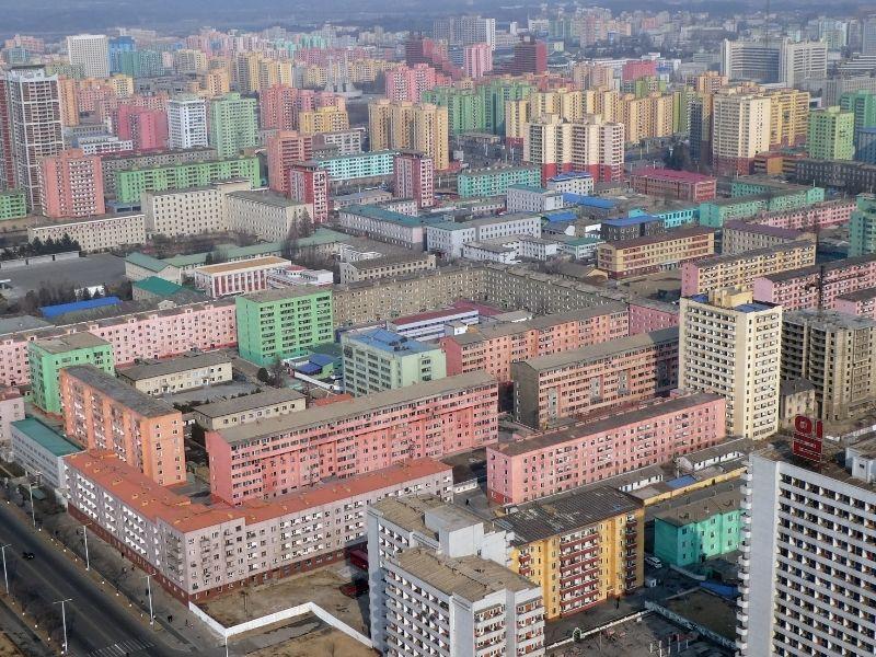 City North Korea