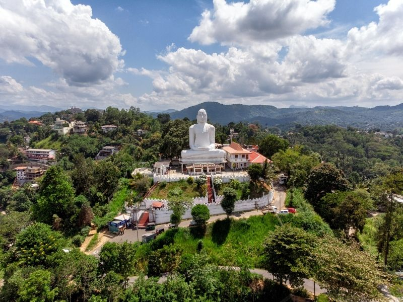 Kandy, Cultural Triangle