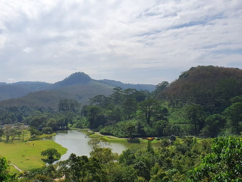 seethawaka botanical garden