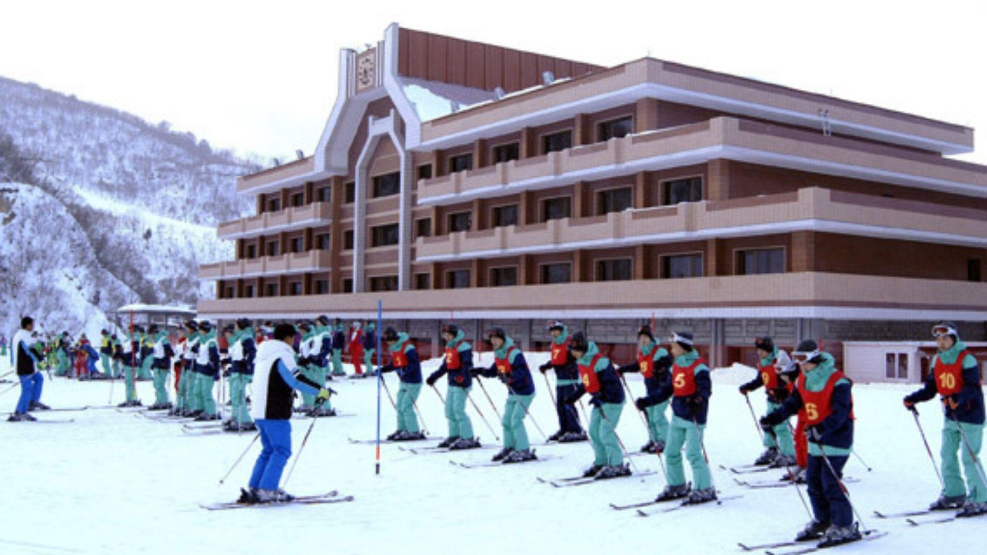 Masikryong Resort
