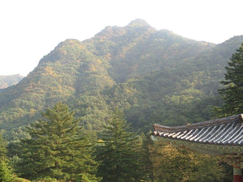 Mt Myohyang