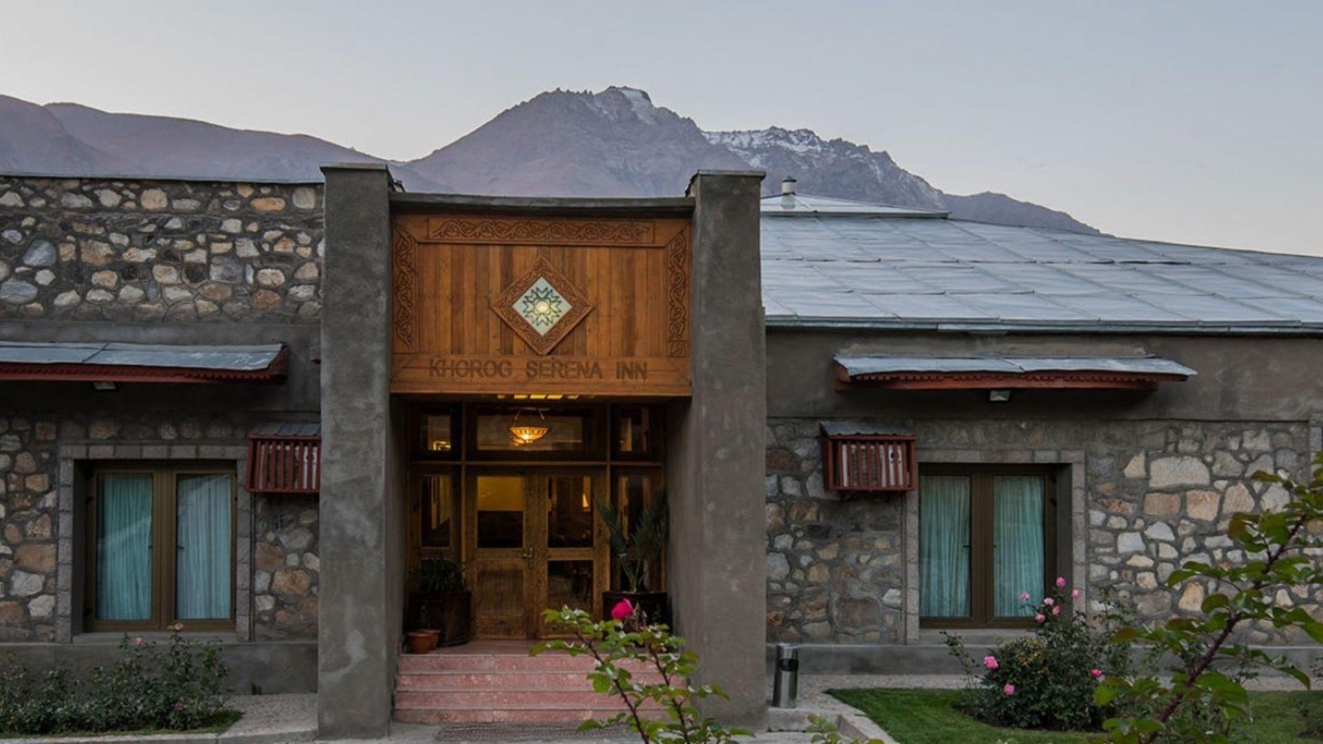 Serena Inn at Khorog