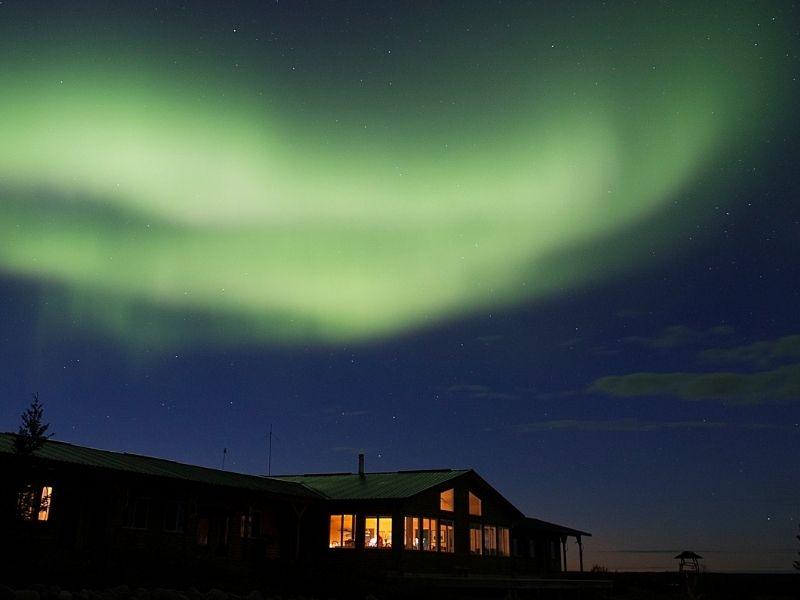 Arctic Haven Wilderness Lodge