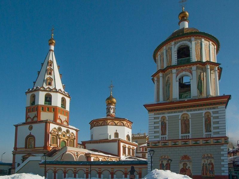Journey back to Irkutsk