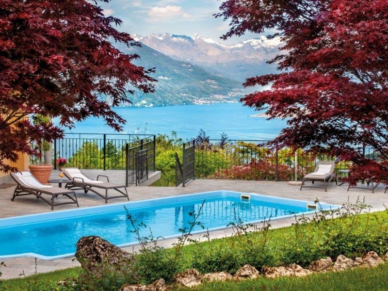 Pool at Villa Dei Sogni