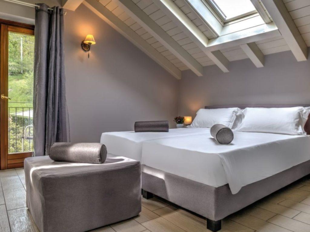 Villa Dei Sogni Bedroom