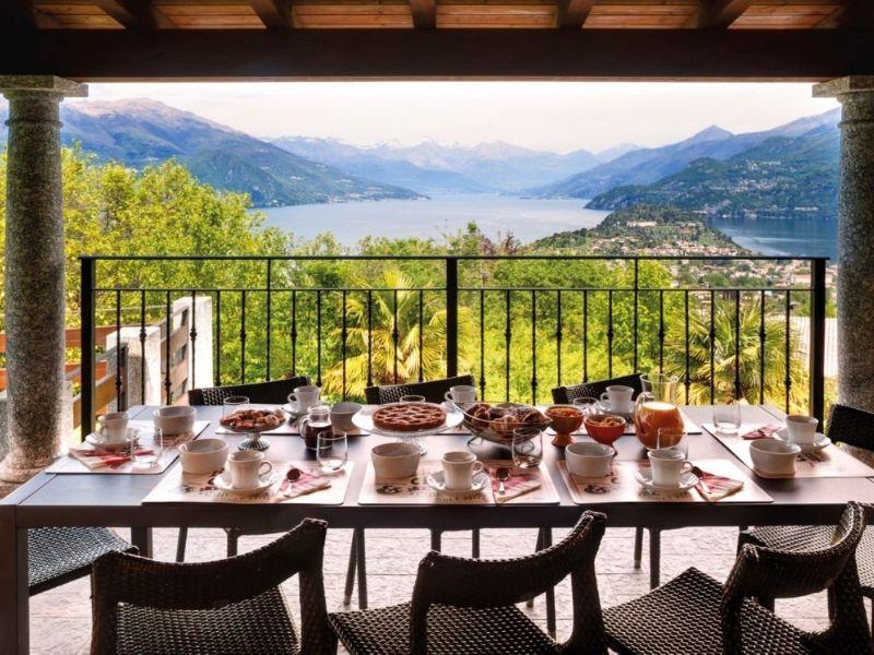 Villa Dei Sogni Outdoor Dining