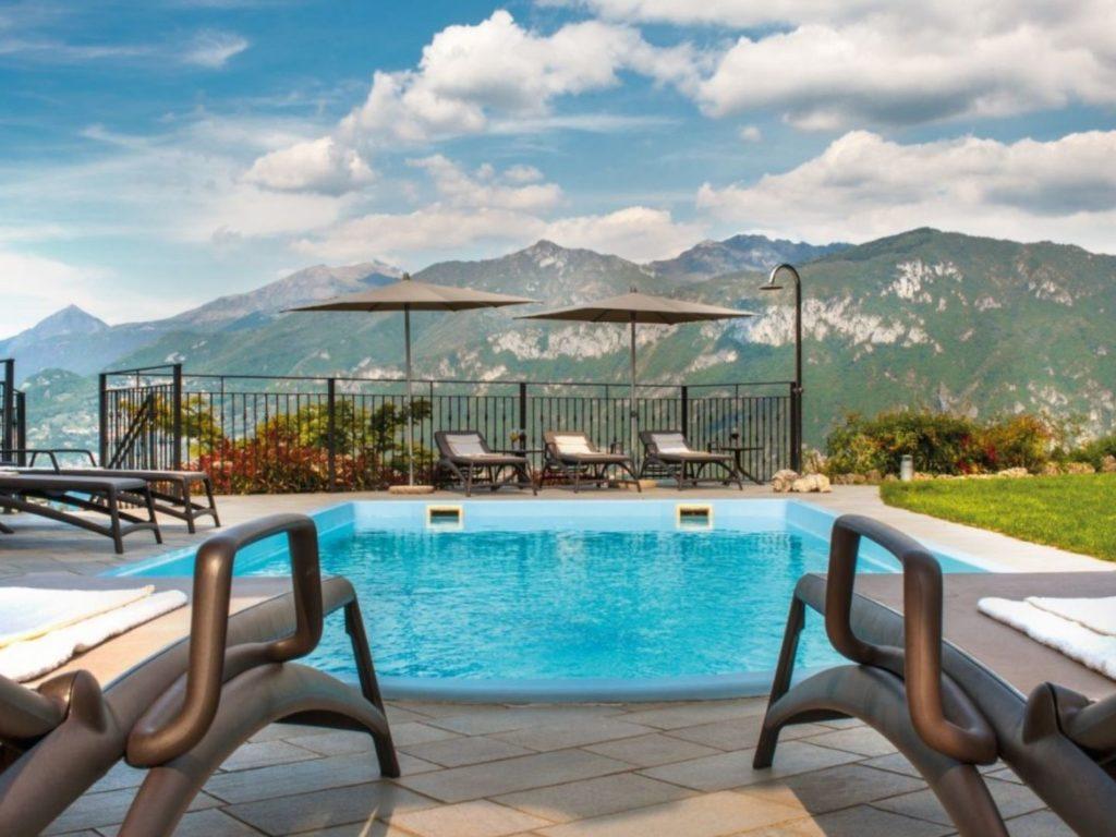 Villa Dei Sogni Pool