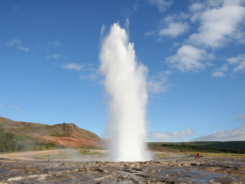 Great Geysir Iceland