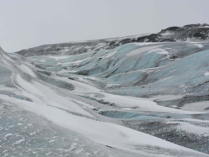 Glacial Hike Iceland