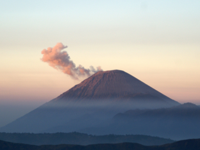 Volcano Java