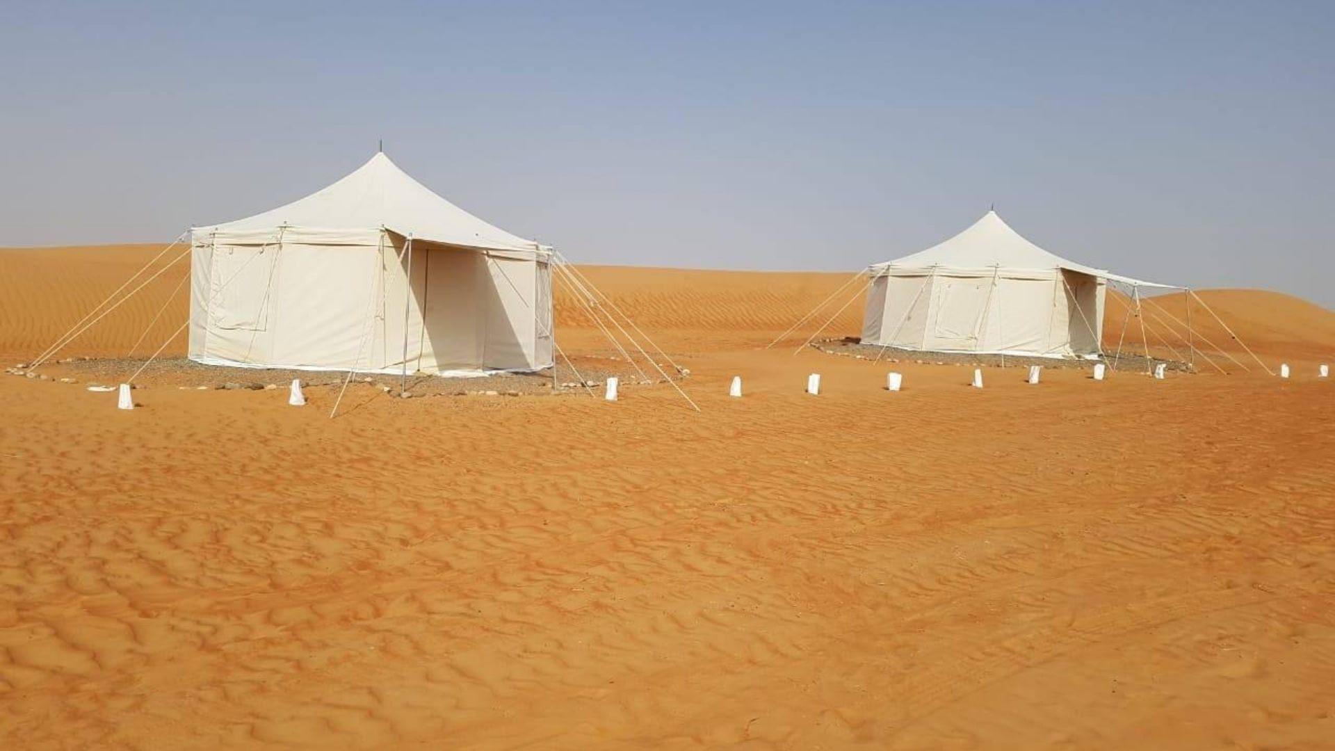 Alsarmadi Desert Camp