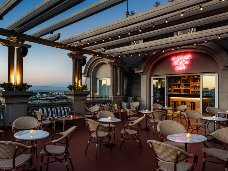 Alvear Palace Hotel - Rooftop Bar