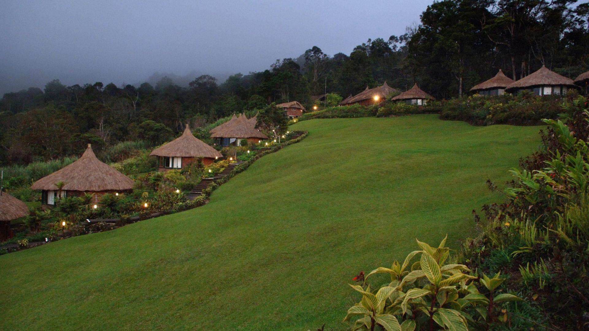Ambua Lodge
