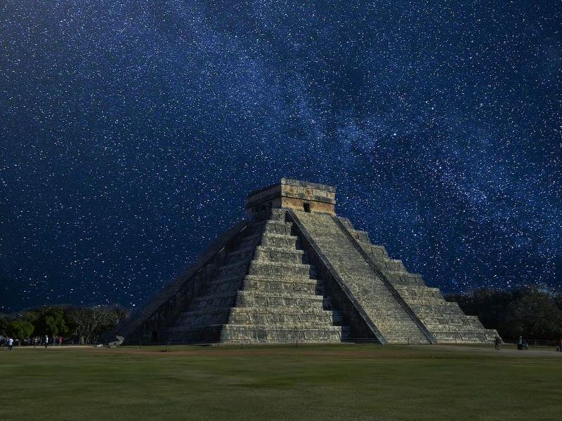 Chichén itzá, Yucatán