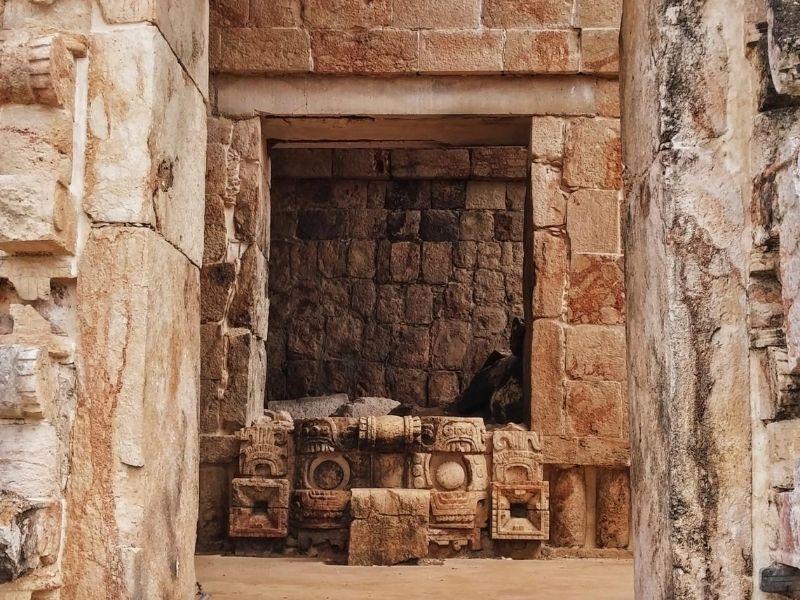 Kabah archaeological site, Yucatán