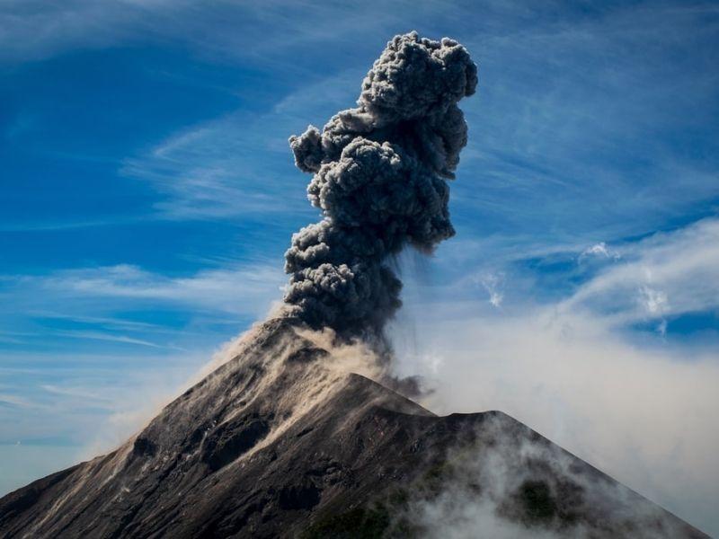 Antigua volcano, Guatemala