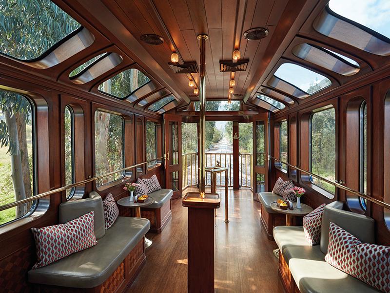 Hiram Bingham Train Peru