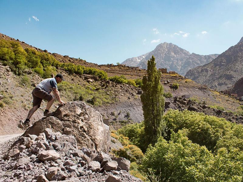 Atlas Mountain Hike Morocco