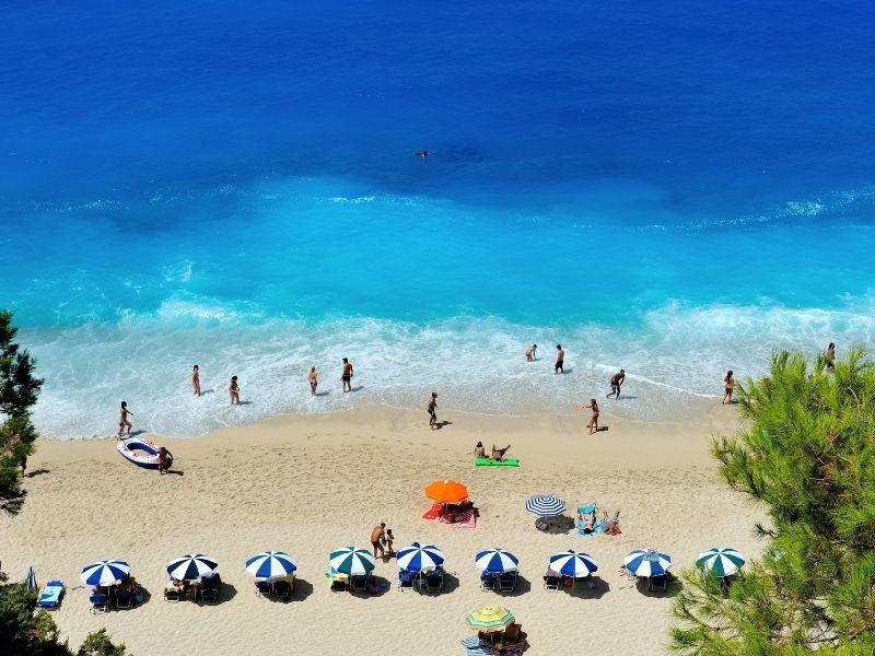Beach, Athens