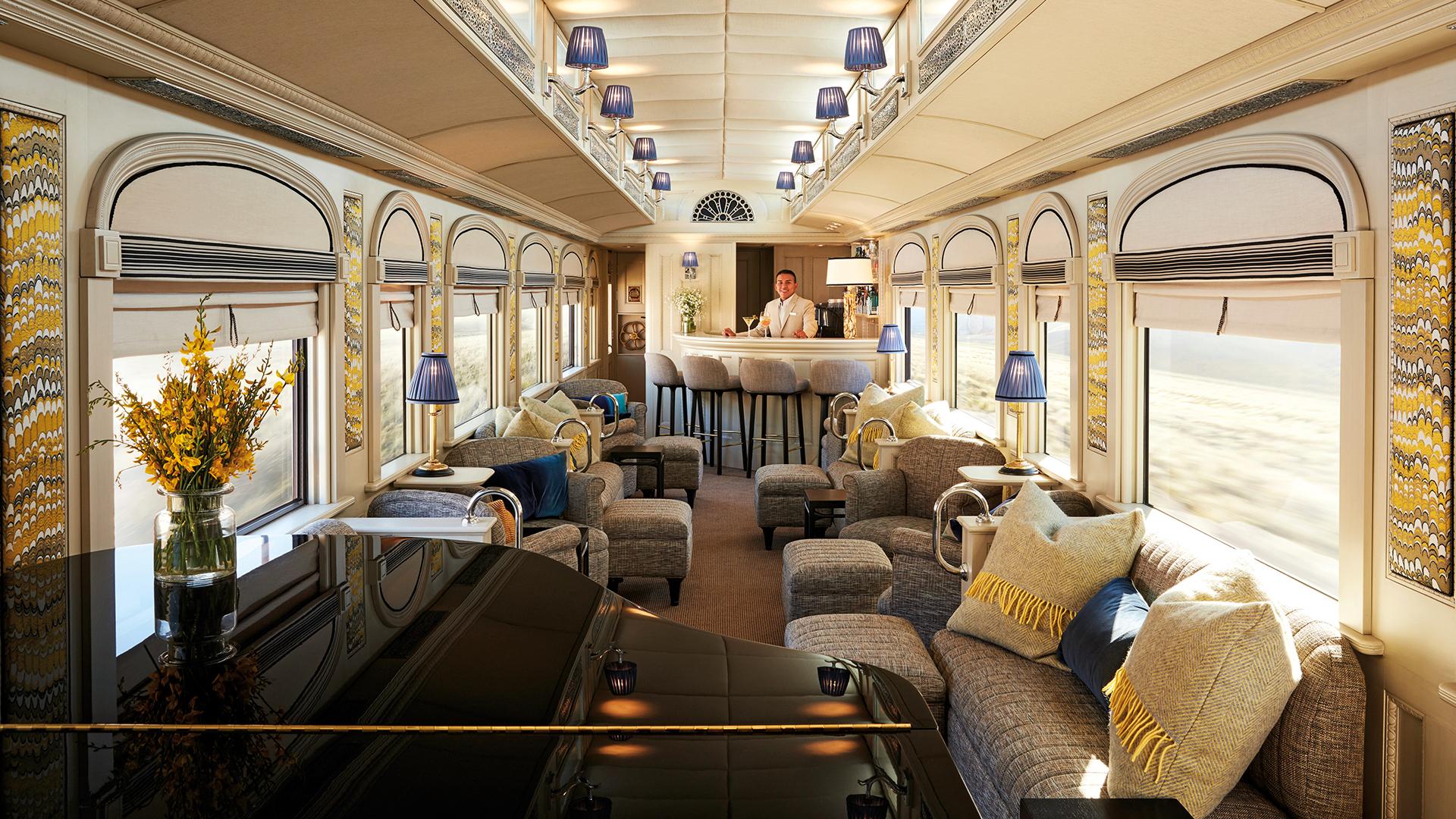 The Lounge Car