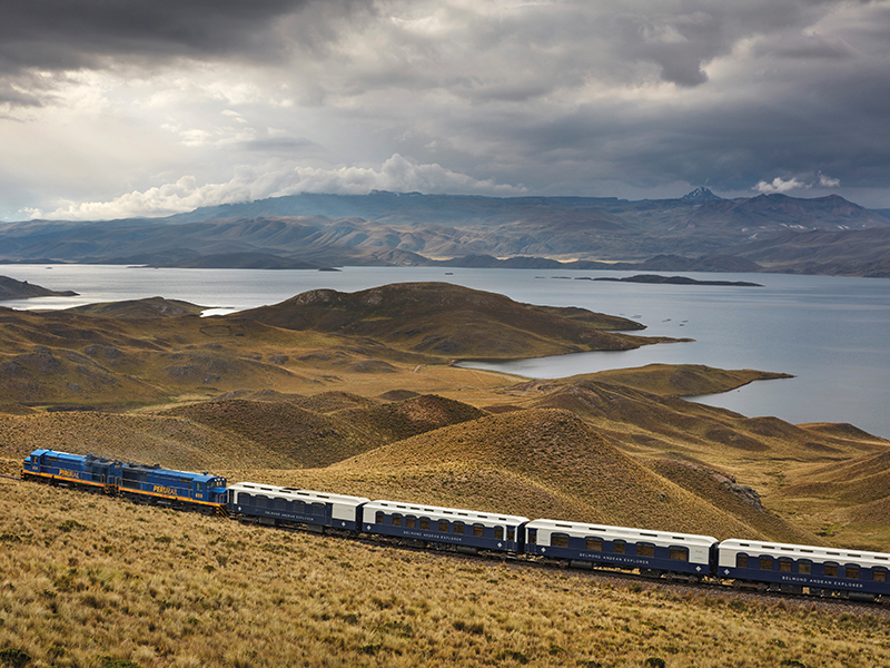 Belmond Andean Explorer views