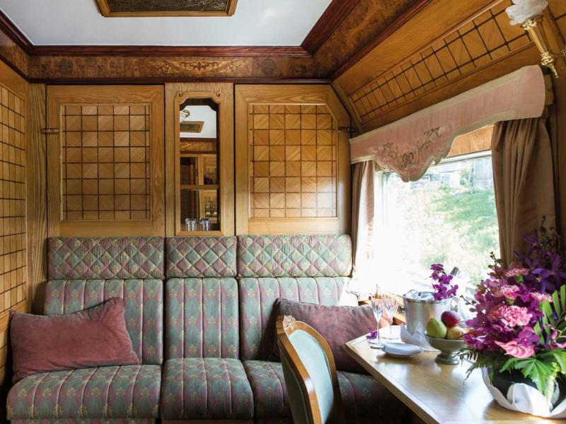 Belmond Eastern Orient Express - Bedroom Cabin