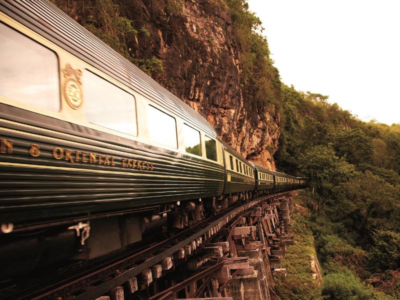 Belmond Eastern Orient Express - Dramatic Vistas