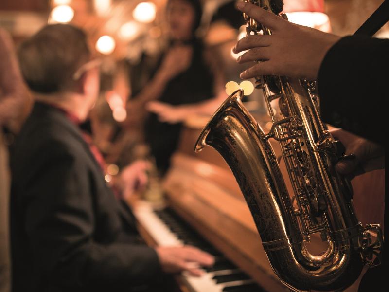 Belmond Eastern Orient Express - Jazz Club