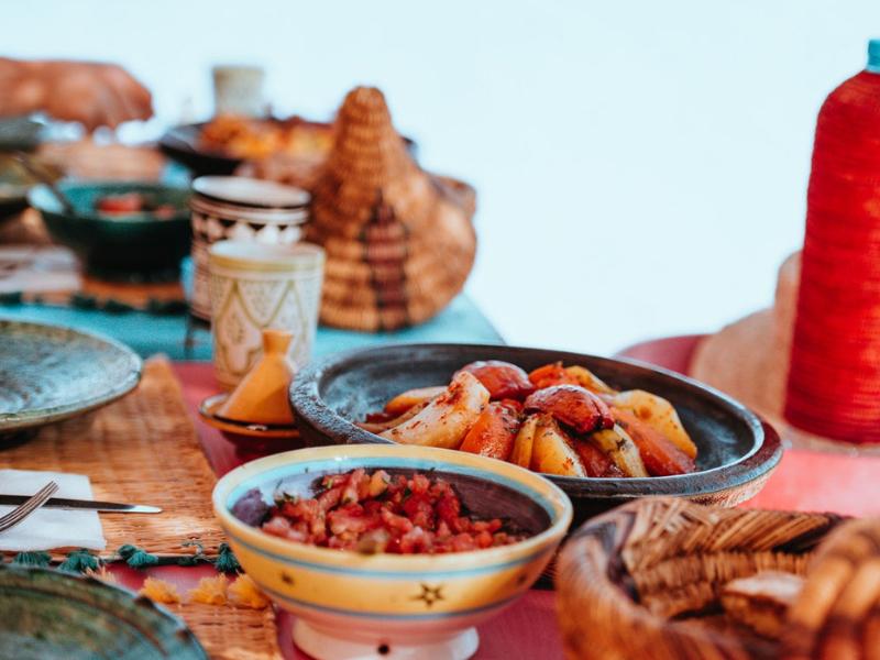 Best Cuisine in Marrakech