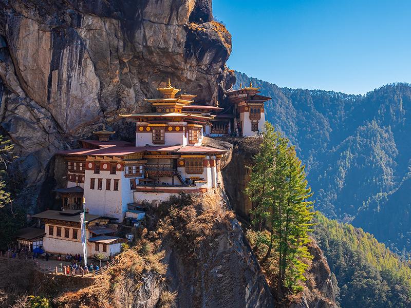 Bhutan & Its Senses