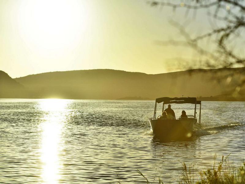 Boat Safari Sanbona Wildlife Reserve Western Cape South Africa