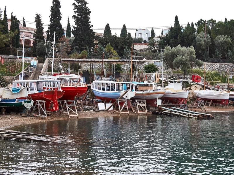 Boat Trips Spetses Greece