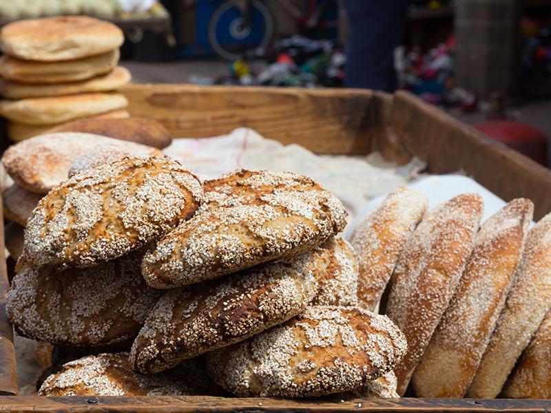 Bread Morocco