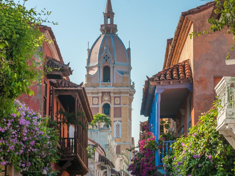 Cartagena Architecture Colombia
