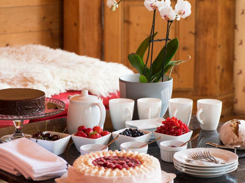 Chalet Narnia Breakfast