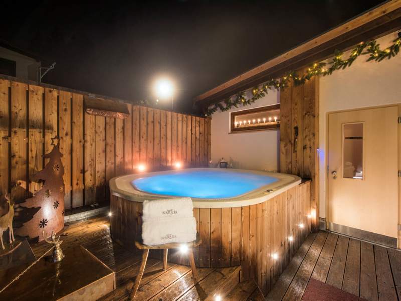 Chalet Narnia Jacuzzi