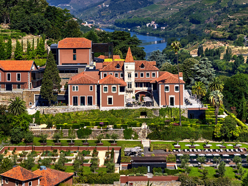 Check in to the Six Senses Douro Valley Portugal