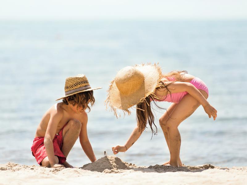 Children's Activities in Corfu Greece