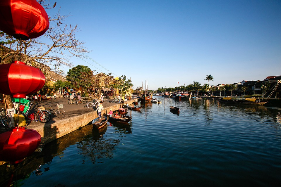 City tour of Hoi An