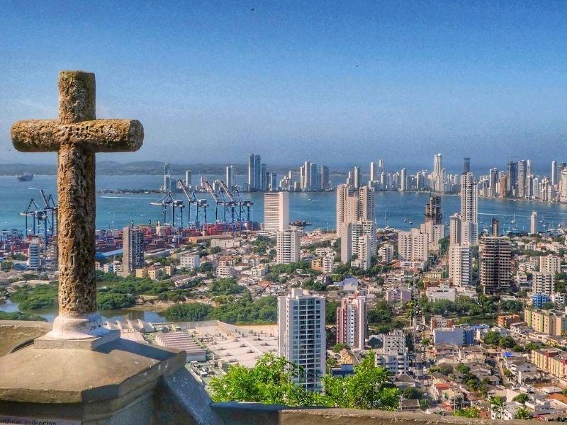 Cartagena La Popa
